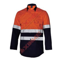 SGS Frecotex Cn Flame Resistant Apparel with Reflective Tapes