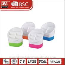 Venda quente e suporte de talheres de plástico de boa qualidade