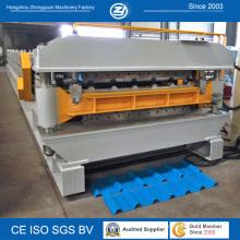 Effizienz-Doppelschicht-Rollenformmaschine