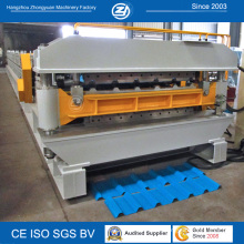 Efficiency Double Layer Roll Forming Machine