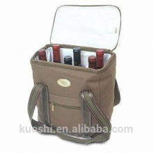 bolsa de refrigerador de vino de picnic de comidas enteras baratas