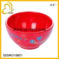 Шар красный меламина для детей, цвет меламина с печатью
