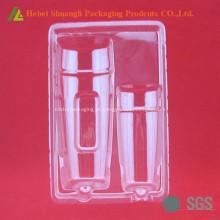 Bandeja de embalagem blister para cosméticos