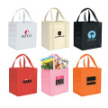 Cheap Reusable designer vinyl shopping bags