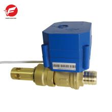 Válvula de control direccional eléctrica de bola motorizada CWX-15q