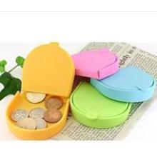 Multi-Color Mini Silicone Coin Bag