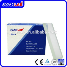 JOAN Glass Microscope Slideides 7101 Fabricant