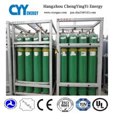 Hochdruck-Sauerstoff-Argon-Gas-Zylinder Dnv Rack