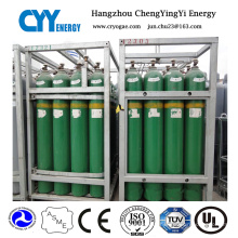 High Pressure Oxygen Argon Gas Cylinder Dnv Rack