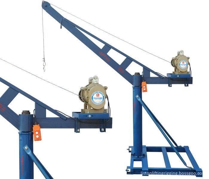 small lifting mini crane
