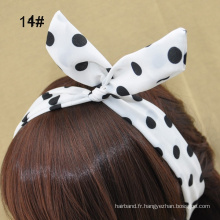Accessoire de coiffure Polkadot Headband (HEAD-212)