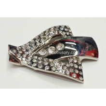 Metal Rhinestone Buckles, Shoe Accessories