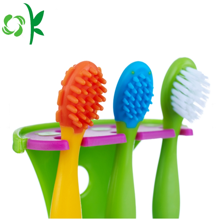 100 Silicone Toothbrush