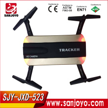SJY-523 Newest Foldable Drone with WiFi Camera Altitude Hold Headless Mode Wireless control RC Quadcopter Helicopter VS JJRC H37