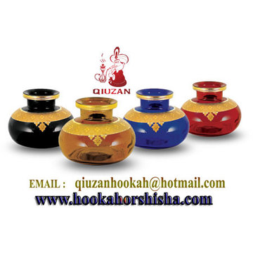 Général petit mode narguilé Shisha bouteille Vase