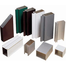5500 Ust Aluminium Aluminium Bau Profil Extrusion Kundenspezifische Abschnitte