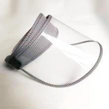 Защитная медицинская маска для лица солнцезащитный козырек