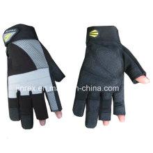 Flexibler Bau, der mechanische Sicherheits-Hand schützt, schützen Handschuh