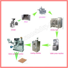 Tablet Pressing Line for Sale