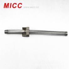 Accesorios de tubería corrugada de termopar MICC