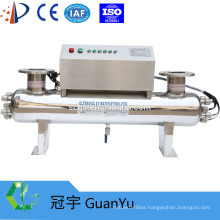 254nm SS 304/316 UV sterilizer for industry water