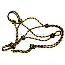 Cord Halter with Lead Horse Rope Halter Horse Rope Halter Rope Horse Halter
