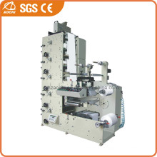5 Colors Paper Label Flexographic Printing Machine (AC320-5B)