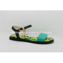 New Cool Comfort Flat Seabeach Leather Women's Sandals