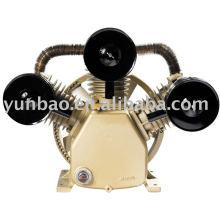 8 bar 3-Kolben-Luftpumpenkopf mit Kompressorkopf W30100