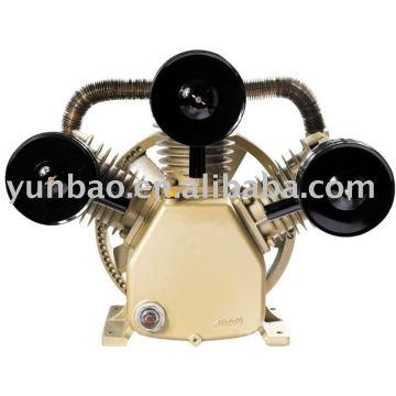 Compresor de aire accionado por correa de la bomba de aire de 8 pistones de 8 bar W30100