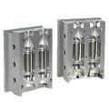 design custom molds multi cavity hot runner plastic injection pet blowing mould blow molding plastic bottle