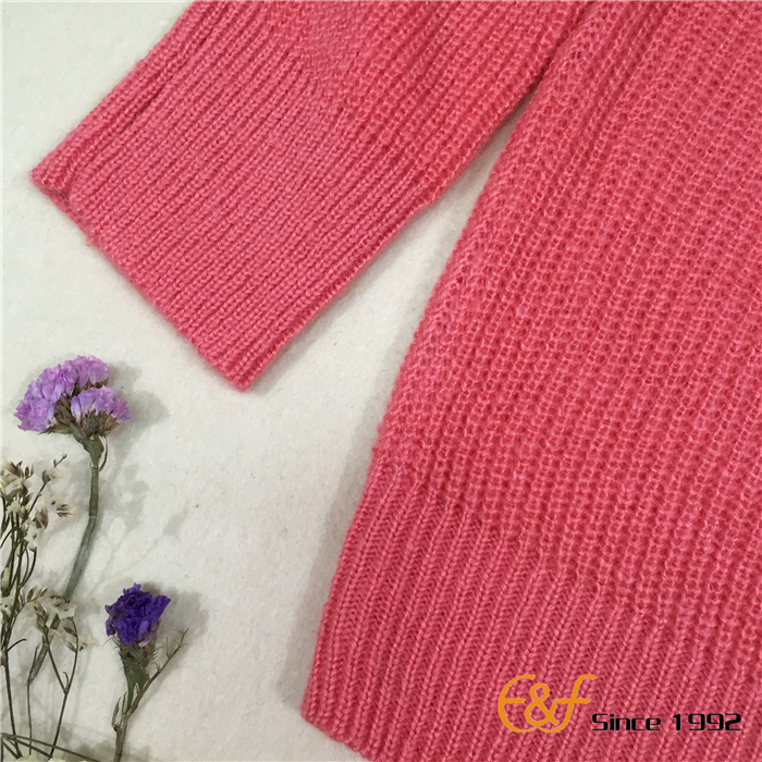 Girl Sweater with Single Layer