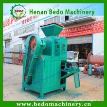 China best supplier roller briquette press machine /carbon black pelletizer powder machine /lime powder briquette press machine