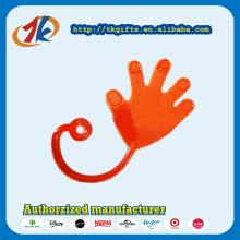 China Hersteller Lustige Mini Sticky Hand Toy