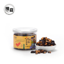 Chinese entertainment snacks VF dried mushroom crisps