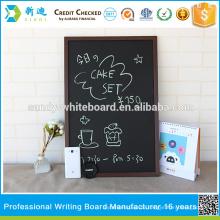 Billige benutzerdefinierte Tafel für Bar 40 * 60cm