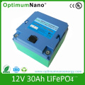 Lithium Battery 12V 30ah LiFePO4 Supply Power for Starting