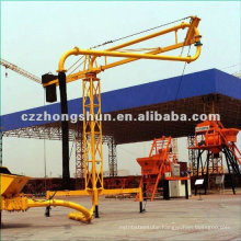 Concrete pump pipe,pump line pipe ,DN pump tube seamless q345
