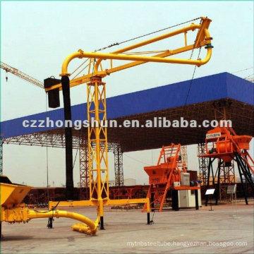 Concrete pump pipe,pump line pipe ,DN pump tube seamless q345