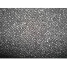Tissu en laine de terrine en laine blanche