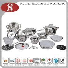 28 Piece Kitchen Hardware Utensils Set
