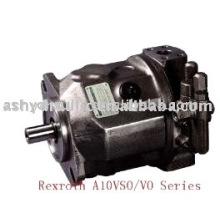 Rexroth A10VO de A10VO16, A10VO18, A10VO28, A10VO45, A10VO71, A10VO100, A10VO140 bomba de pistón hidráulica de desplazamiento variable
