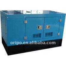 Бесшумный генератор с дизельным двигателем yuchi