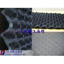 Wave filter sponge