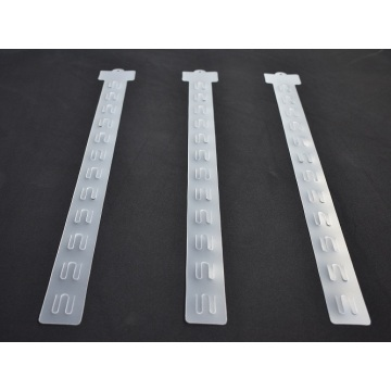 Plastic Display Hanger  Clip strip Hooks