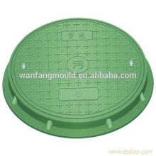 SMC/BMC manhole cover mould made in China