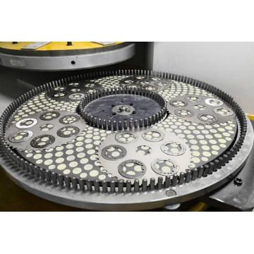 Rectifieuse de haute précision pour surfaces en acier inoxydable