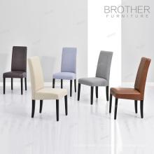 Chaise de salle à manger arrière de banquet bleu de concepteur moderne d'hôtel à vendre