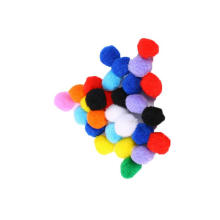 Factory direct 2019 Wholesale Multicolor Arts and Craft Assorted DIY Craft PomPoms