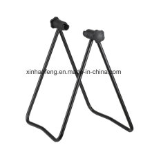 Steel Foldable Bicycle Wheel Floor Stand for Bike (HDS-018)